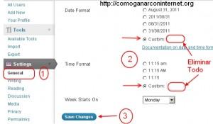 eliminar las fechas en wordpress | como eliminar la fecha de los comentarios
