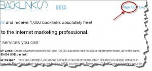 Como Conseguir 1000 enlaces Gratis   Registro